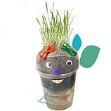 잔디인형/식물의한살이/1인용/학습꾸러미